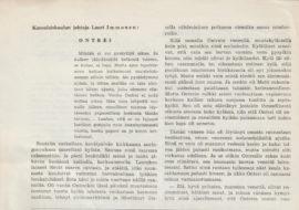 Ontrei sivu 1
